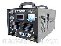 Сварочный инвертор WMASTER MMA-315М на 380 вольт, фото 1