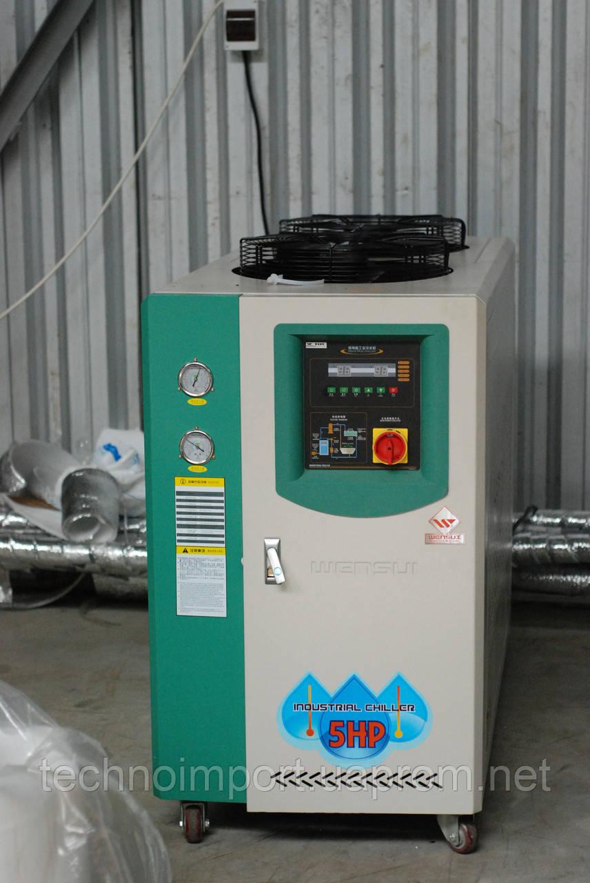 Чиллер  с воздушным охлаждением Daikin компрессор - Техимпорт Кэпитал Групп — оборудование для изготовления изделий из полимеров в Одессе
