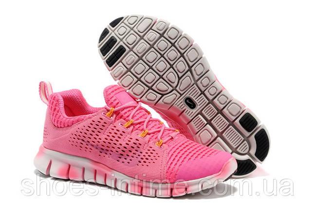 Женские кроссовки Nike Powerlines 2 розовые, фото 2