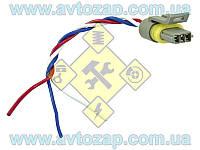 Колодка (инжектор) датчика фазы распредвала с проводами (Торнадо) х