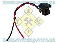 Колодка (инжектор) форсунки Ланос нового образца с проводами (Торнадо) х