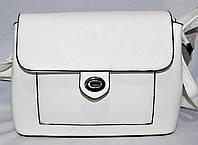 Женские клатчи и сумочки на плечо (БЕЛЫЙ; МОЛОЧНЫЙ)