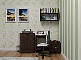 Стол для компьютера СКМ-13 Мини, маленький 60см, ДСП, фото 2