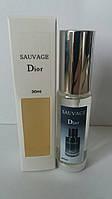 Мужская парфюмированная вода Christian Dior Sauvage