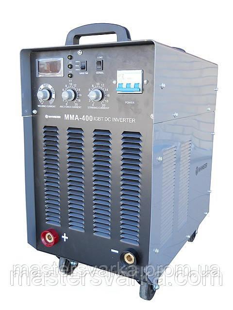 Сварочный аппарат WMaster MMA 400 380 вольт
