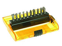 Набор бит Dewalt DT7915 Extra Grip, Pz1/2/3, Ph1/2/3, шлиц 4.5/5.5/6.5/8, 11 шт. (DT7915)