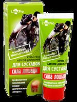 Крем - гель для лошадей для суставов боли в тазобедренном суставе и поясница