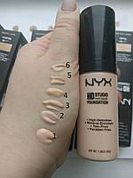 NYX HD Studio Тональный крем