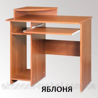 Стол компьютерный СКМ-1 простой, маленький, 80см, ДСП