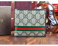 Мужское портмоне Gucci (138042) PVC