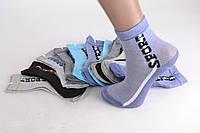 Детские носки на мальчика Спорт (D3118/20-23) | 12 пар