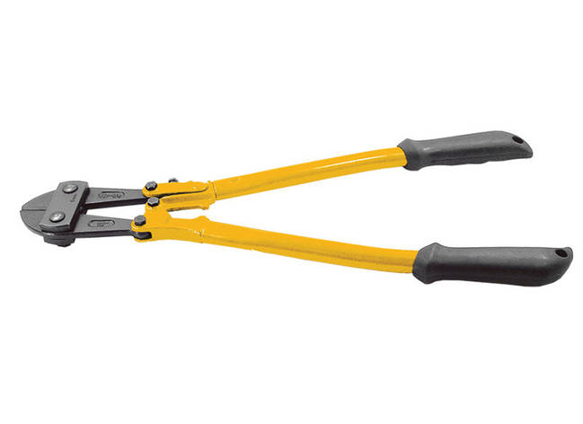 Ножницы для прутов L=450 мм D=6мм, T8, HRC53~60, фото 2