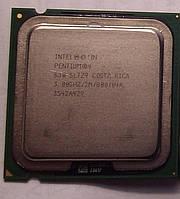 Процессор Socket775 /Pentium 4 630