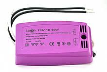 Трансформатор понижуючий c захистом TRA110 60W