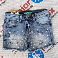Джинсовые шорты на девочку подростка  MUA GIRL