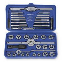 GAM 541 Набор метрического резьбонарезного инструмента М3 - М12Набор метчиков и плашек, дюйм