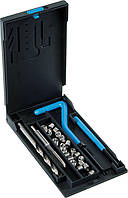 04016 Набор: инструмент для ремонта резьбы М10.Ремонт резьбы М10х1,5 мм.