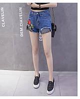 Шорты джинсовые W15