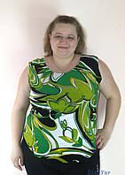 Блузка женская  батальная NN