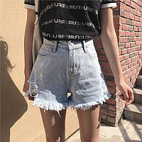 Шорты джинсовые W17