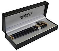 Комплект ручек П+Р в подарунковому футляре L жемчужно-чёрный
