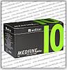 Иглы Wellion Medfine Plus для инсулиновых шприц-ручек 10 мм (29G x 0,33 мм)
