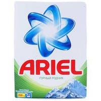 Порошок стиральный (Ariel, ручная стирка, Горный родник, 450г, s.32224)