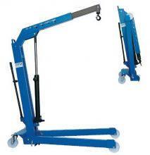 Oma 587 - Кран гидравлический 1000 кг. складной