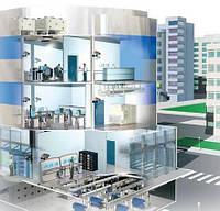 Автоматизация энергоснабжения и освещения