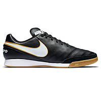 Футзалки NIKE TIEMPO GENIO LEATHER IC, фото 1