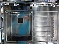 Мойка кухонная Teka Zenit 1B 1D врезная в столешницу (левая), фото 1
