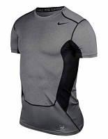 Футболка компрессионная мужская Nike Pro Combat короткий рукав