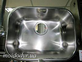 Мойка кухонная Smeg 300x400 под столешницу из нержавеющей стали