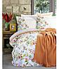 Комплекты постельного белья из коллекции  PARADISE ORANJ от  Karaca Home