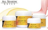Гель All Season UV Gel Clear 54 мл, все цвета