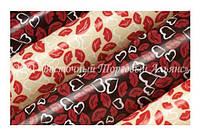 Трансферы — переводные листы для шоколада — 81470 Губы и сердца Modecor