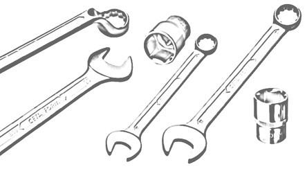 Наборы ключей