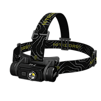Фонарь налобный Nitecore HC60 (Cree XM-L2 U2, 1000 люмен, 8 режимов, 1x18650, USB)