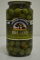 Оливки маринованные Bravo Chupadedos ( что в переводе: пальчики оближешь)
