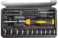 Сменные наконечники с держателем, Topex, 39D524