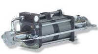 Бустер (усилитель давления) для газов  Maximator DLE 75-2 (Германия). Максимальное давление 1500 бар.