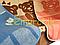 Шерстяное детское одеяло Люкс в сумке 100х140 см, цвет на выбор, фото 3