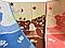 Шерстяное детское одеяло Люкс в сумке 100х140 см, цвет на выбор, фото 2