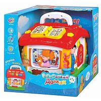 """Игра логика Теремок развивающая для детей Joy Toy 9149 - """"Уютный Дом"""