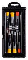 Набор прецизионных отверток, 6 штук, Bahco, 706-1