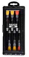 Набор прецизионных отверток, 6 штук, Bahco, 706-2