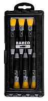 Набор прецизионных отверток, 6 штук, Bahco, 706-3