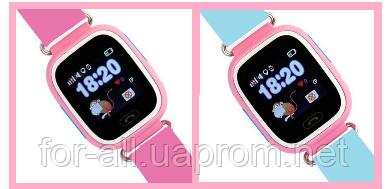 Акция на часы Smart Baby Watch Q100 dream