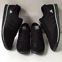 Семейные кроссы adidas цвета:черный, т-синий