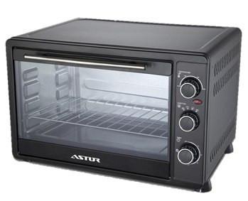 """Электрическая мини-печь Astor CZ-1655 B, духовка настольная, компактная мини печь духовка для дома - Интернет-Магазин """"Lita-Shop"""" в Одессе"""